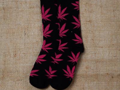 Socks Blue-Red