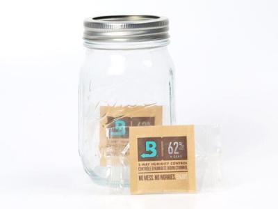Ball Mason Jar 1 with Boveda 62% 4g x2
