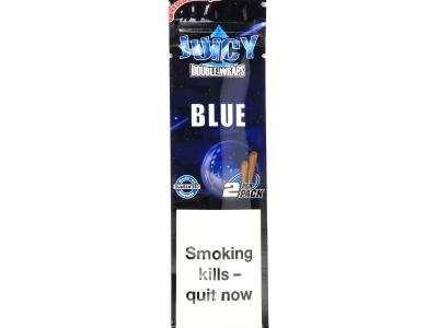 JUICY-DOUBLE WRAPS-BLUE