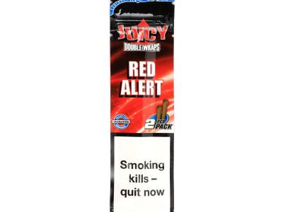 JUICY-DOUBLE WRAPS-RED ALERT
