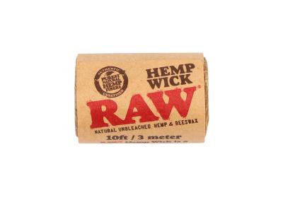เชือกขี้ผึ้ง hemp wick