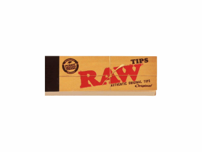 RAW Paper Filter Tips