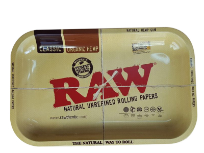 RAW Classic Rolling Tray - Small