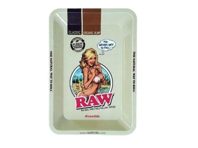 RawRolling Tray Girl - Mini